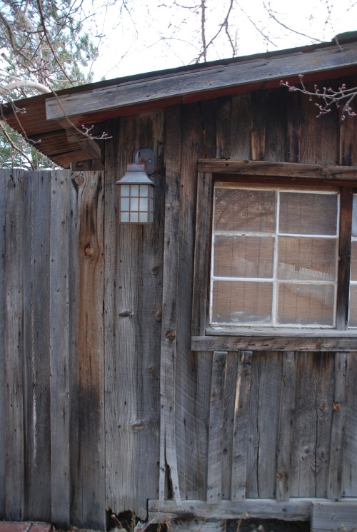 Window & Lantern c2012