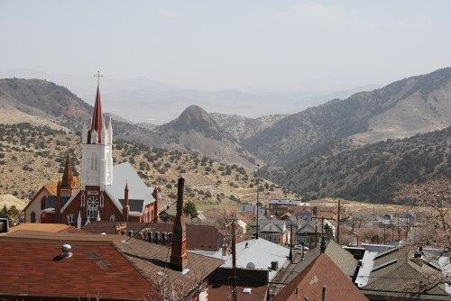 Roof Tops c2012