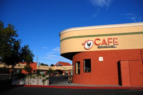 Wet Hen Cafe | Reno Nevada 2012